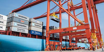 Philippine Billionaire Sees New Ports as Growth 'Spark Plug'