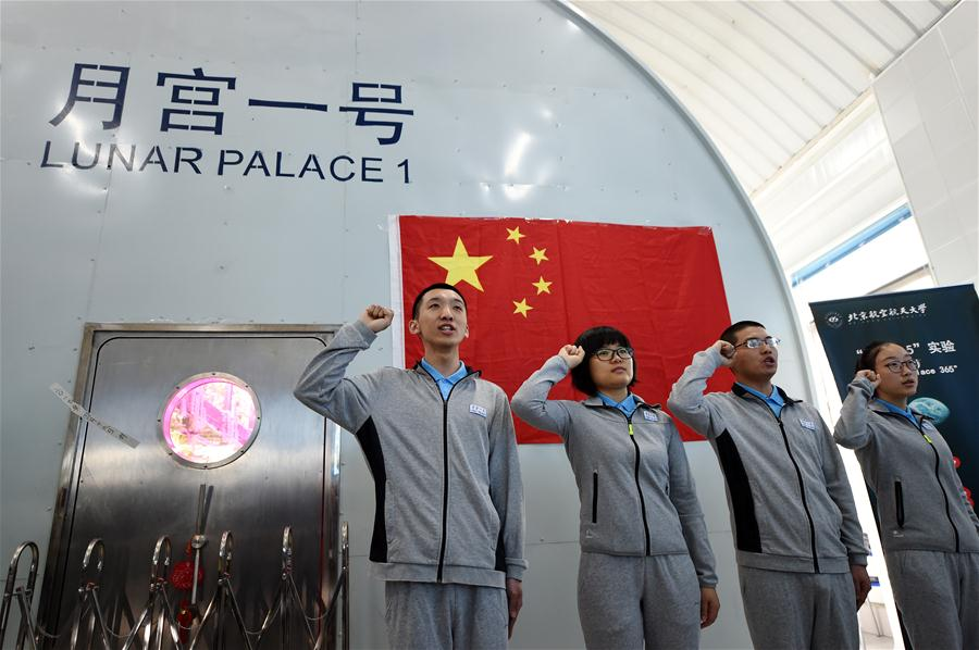 A cabin on the moon? China hones the lunar lifestyle