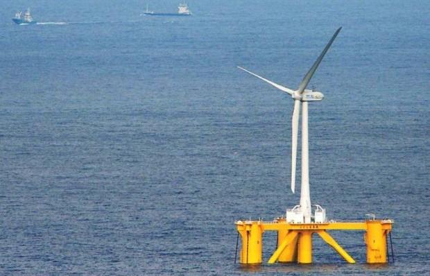 L'eolico offshore galleggiante dice addio ai laboratori