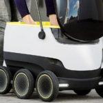 Retail, arriva il robot che consegna pacchi a domicilio in città