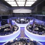 European shares mixed; financials rise, H&M tumbles after results