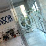 Consob sospende dalla Borsa i titoli di Banca Carige