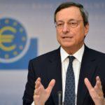 """Calano i debiti delle imprese italiane. Draghi: """"Ora i Paesi facciano ordine nei conti"""""""