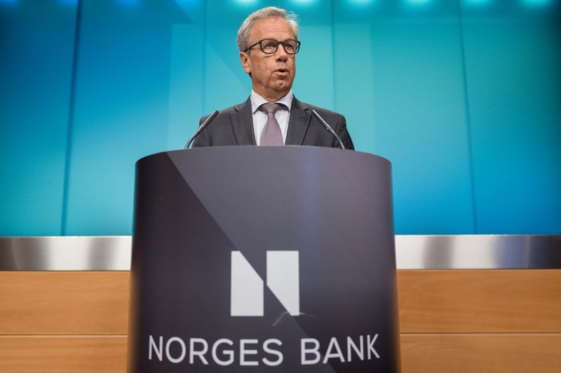 Central Bankers Can't Really Afford Another Setback, Norway Says