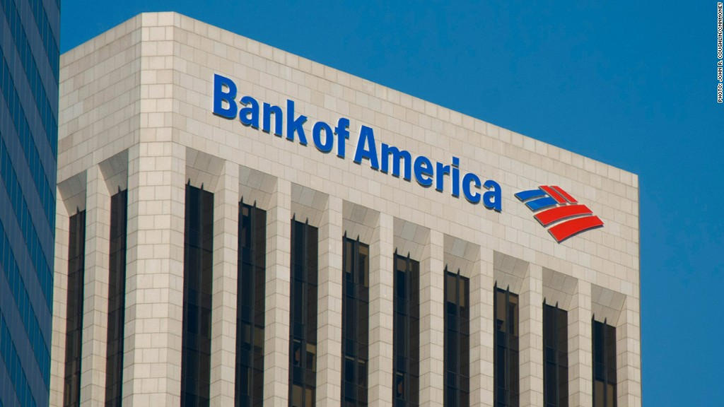 Bank of America's Cost-Cutting Drive Pushes Profit to Record