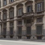 Unicredit cede Palazzo Mancini a Roma