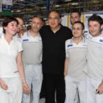 Marchionne , imprenditore dei due mondi , un grande costruttore di occupazione e dignità