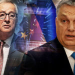 EU ON THE BRINK: Orban warns Brussels' 'days are numbered' as he challenges Juncker's EPP