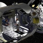 Lockheed Martin unveils spacecraft 'RV' for human trips to Mars
