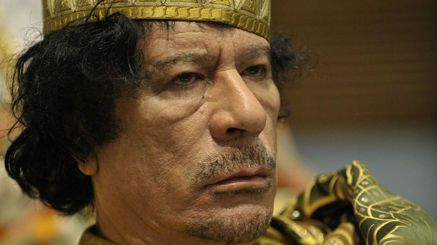 Belgium accused of mishandling billions of dictator Gadaffi's assets