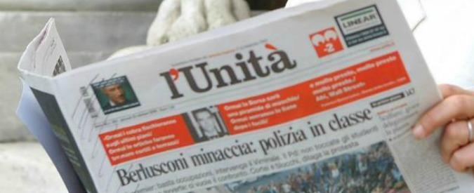 Retewebitalia.net dichiara: non è stato fatto nessun acquisto dell'Unità