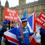 Investors recalibrate chances of Brexit reversal after May defeats