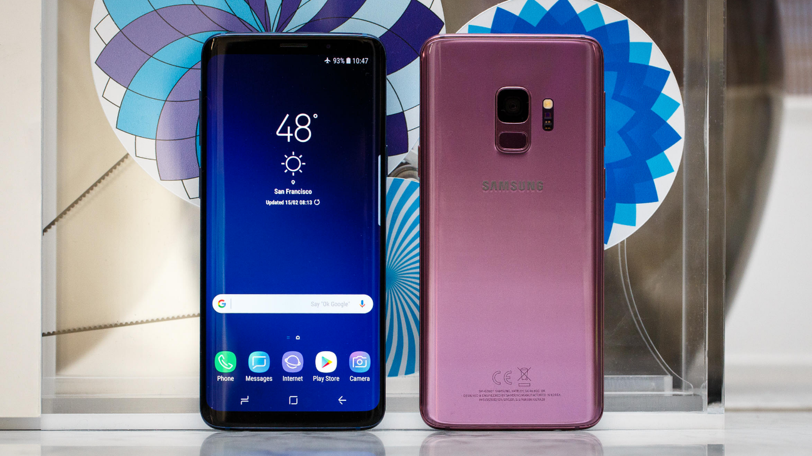 Samsung's first 5G smartphone for the first half of 2019!