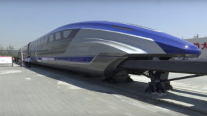 China's New 373-Mile-Per-Hour Bullet Train Will Be the World's Fastest