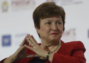 EU settles on World Bank's Georgieva to lead IMF