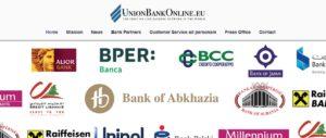 A breve online nasce unionbankonline.eu, primo network delle banche online