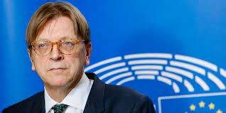 """Verhofstadt: """"L'emergenza coronavirus segna il fallimento dell'Europa"""""""