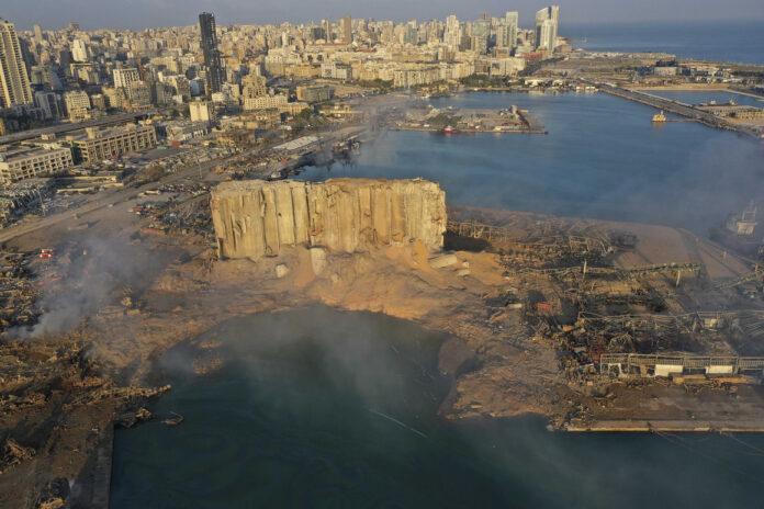 """La distruzione del porto di Beirut e il """"nuovo ordine"""" in Medio Oriente"""