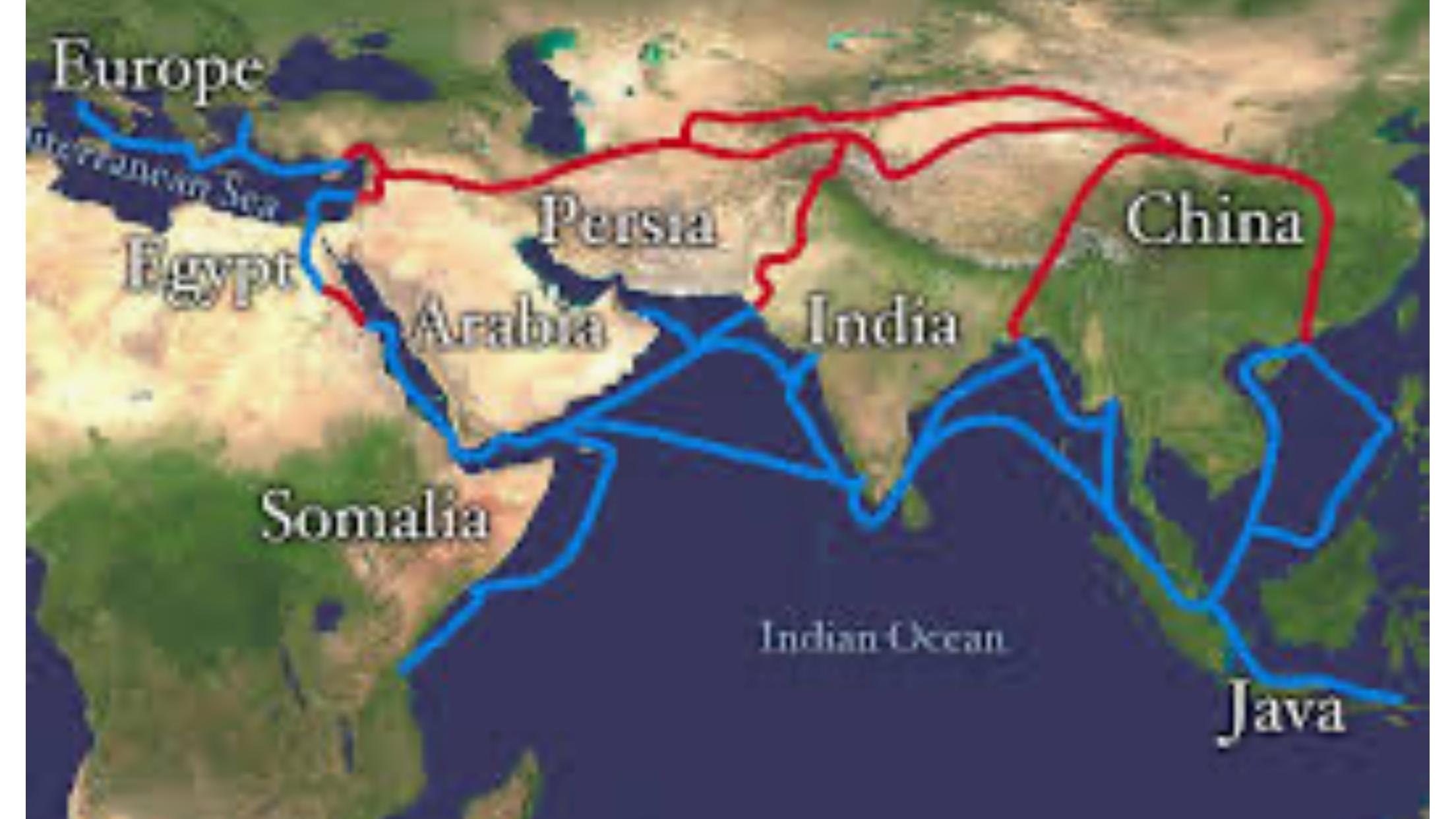 La Via della Seta passa anche sul mare