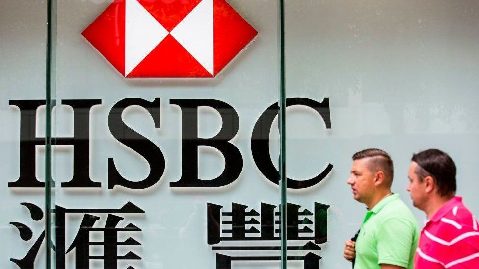 HSBC shifts focus from west to east as profits dive