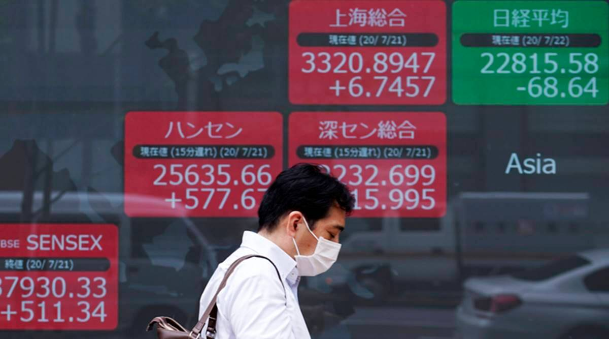 Hong Kong stocks surge nearly 2%, leading the other Asia-Pacific markets