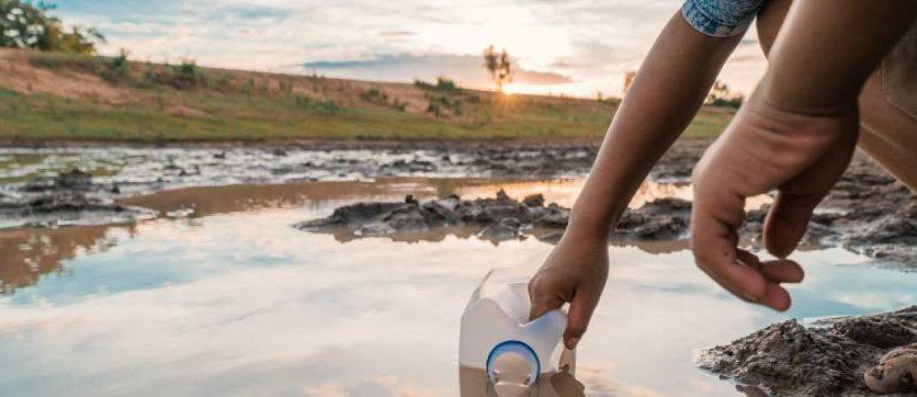 Acqua nel mondo e il suo futuro