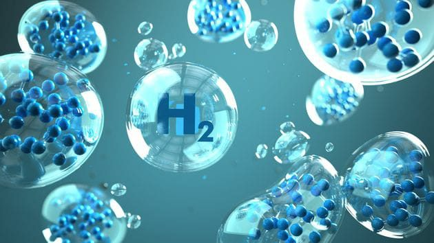 The stages and choices of energy production from hydrogen