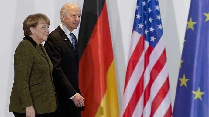 Mrs. Merkel va a Washington