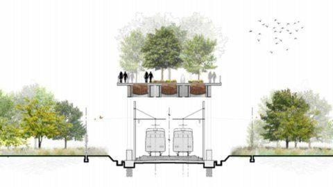 Villaggio Olimpico, Milano stupisce ancora: ecco la foresta sospesa