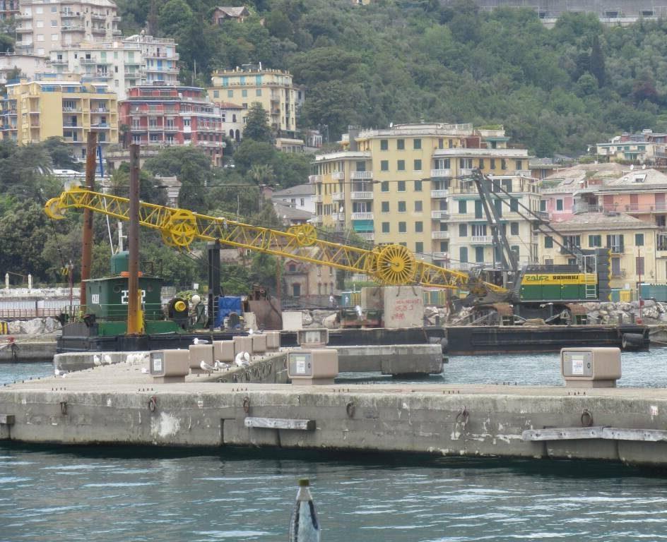 Rapallo: porto, accordo con Fincantieri: cade ricorso al Tar