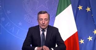 """Draghi al B20: """" Insieme per la lotta al clima"""""""