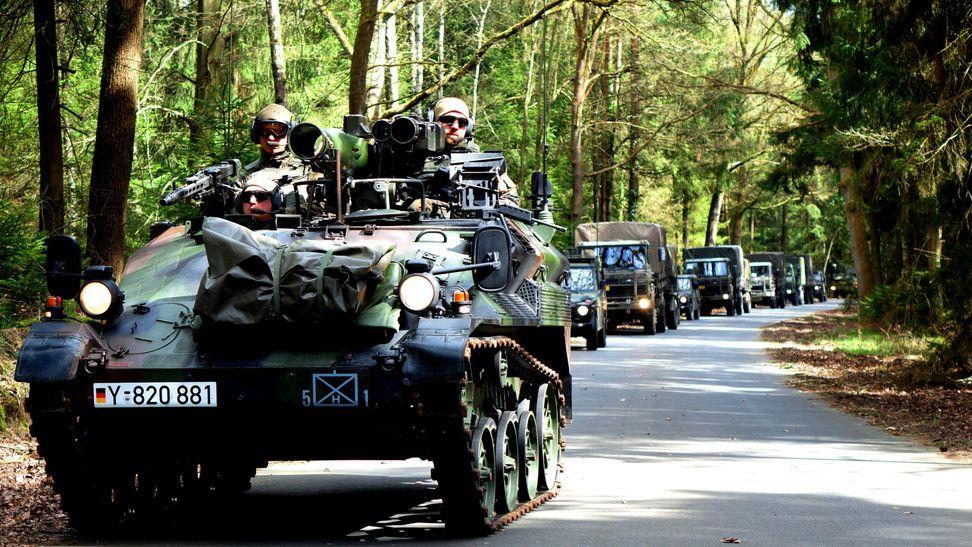¿Necesitamos un Ejército europeo? La UE ya tiene 'battlegroups', pero nunca se han usado