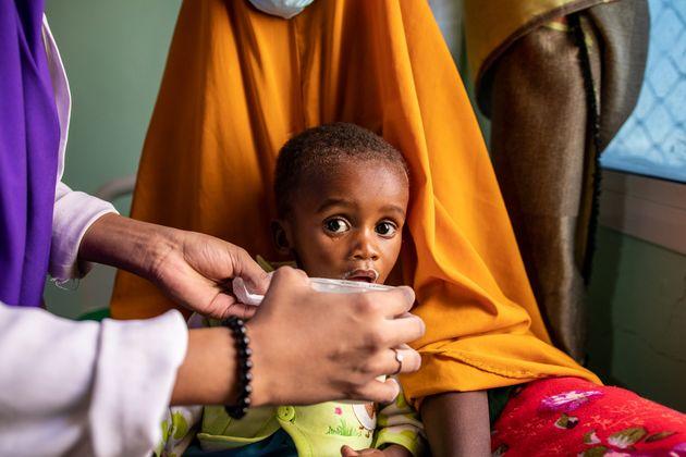 Emergenza fame per 5 milioni di bambini secondo Save the Children